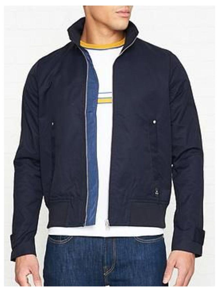 Ps Paul Smith Harrington Jacket - Navy