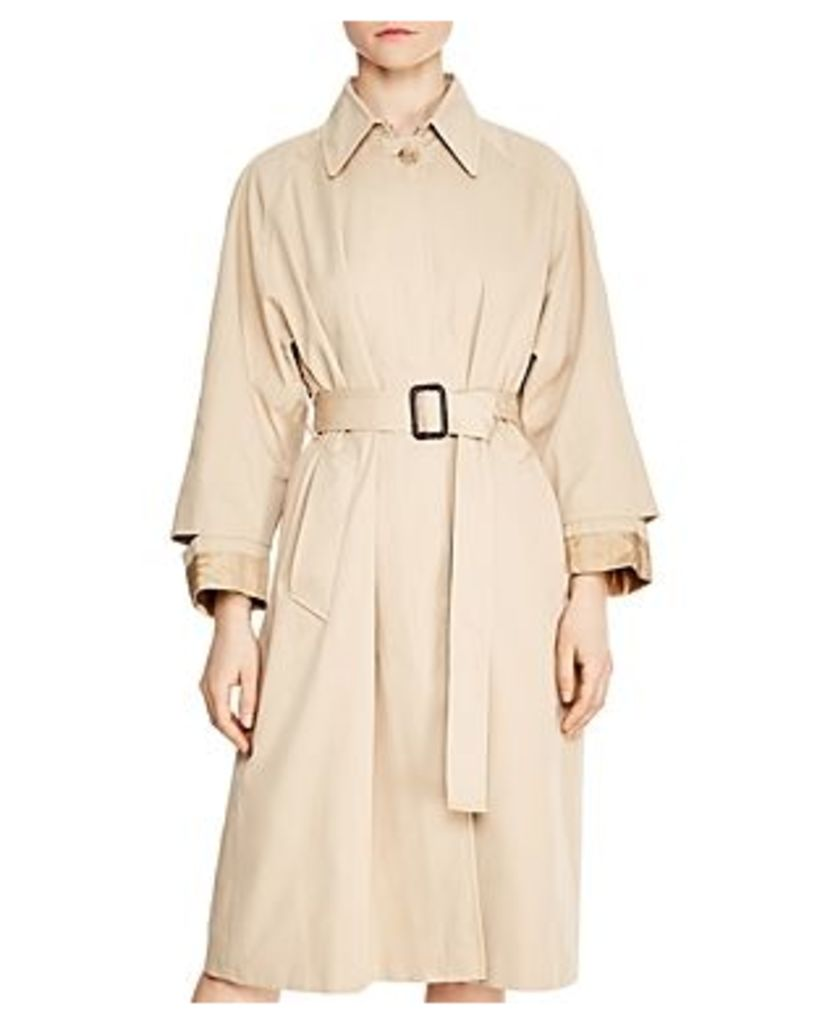 Sandro Rafael Trench Coat