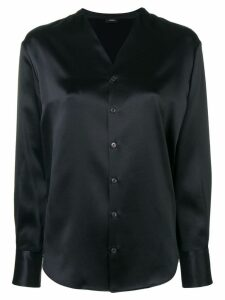 Joseph V-neck blouse - Black