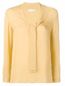 Etro classic crepe blouse - Yellow