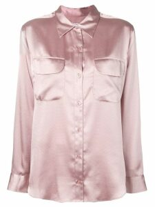 Equipment New Signature shirt - Pink