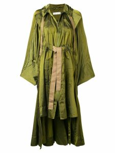 Palmer / Harding Brooke coat - Green