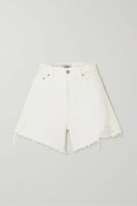 Dolce & Gabbana - Lace-up Silk-trimmed Ruched Tulle Midi Dress - Red
