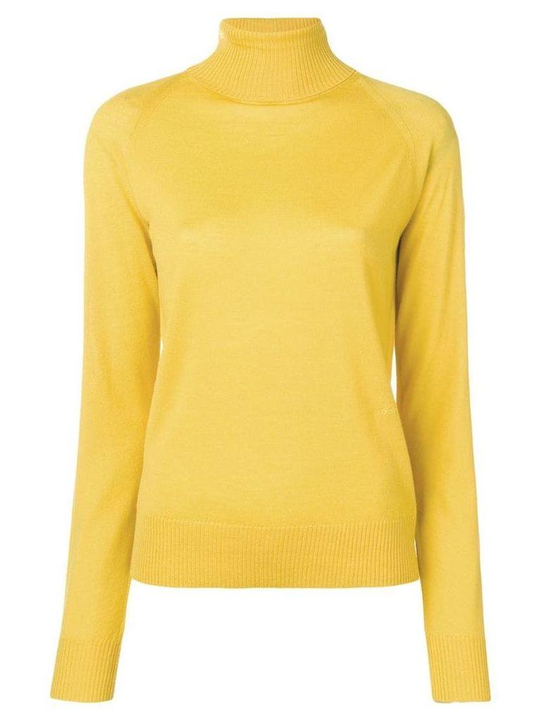 Joseph turtle neck jumper - Yellow