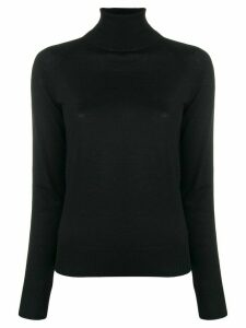 Joseph turtle neck jumper - Black