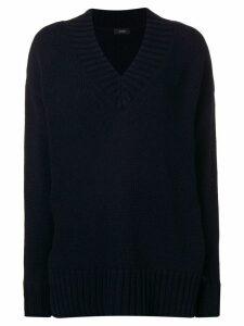 Joseph chunky knit jumper - Blue