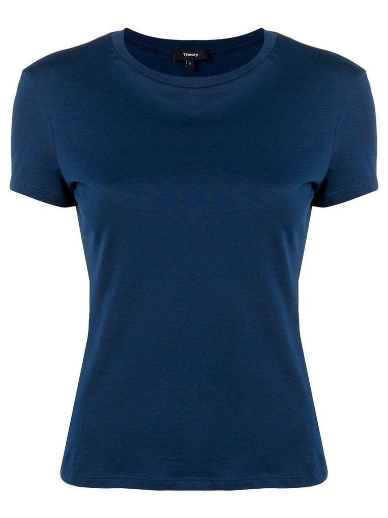 Theory Tiny T-shirt - Blue