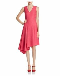 Elie Tahari Shania Asymmetric Dress