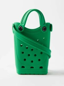 Acne Studios - Double Breasted Slubbed Cotton Blend Blazer - Womens - Light Pink