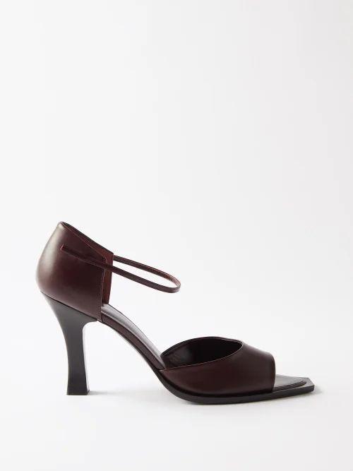 Acne Studios - Boiled Wool Blend Overshirt - Womens - Khaki