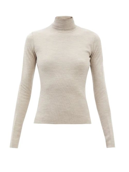 Martine Rose - Tartan Lined Oversized Trench Coat - Womens - Brown