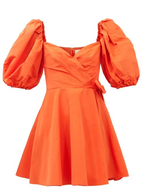 Martine Rose - Logo Embroidered Cotton Sweatshirt - Womens - Navy