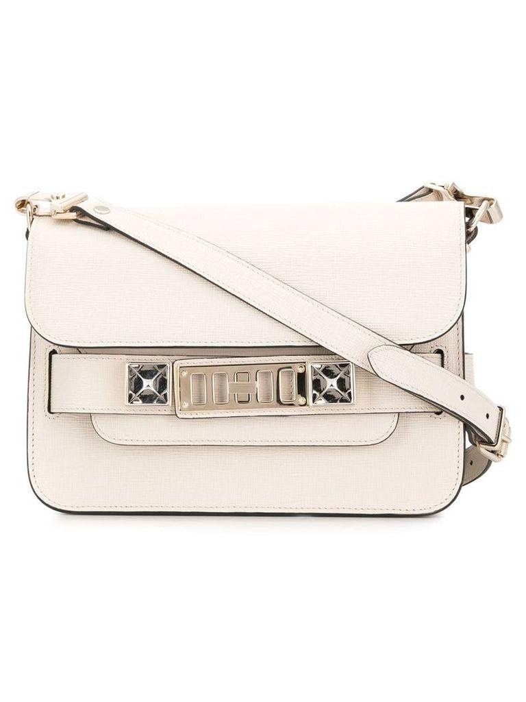 Proenza Schouler PS11 Mini Classic bag - White