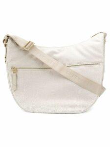 Borbonese Luna shoulder bag - Neutrals