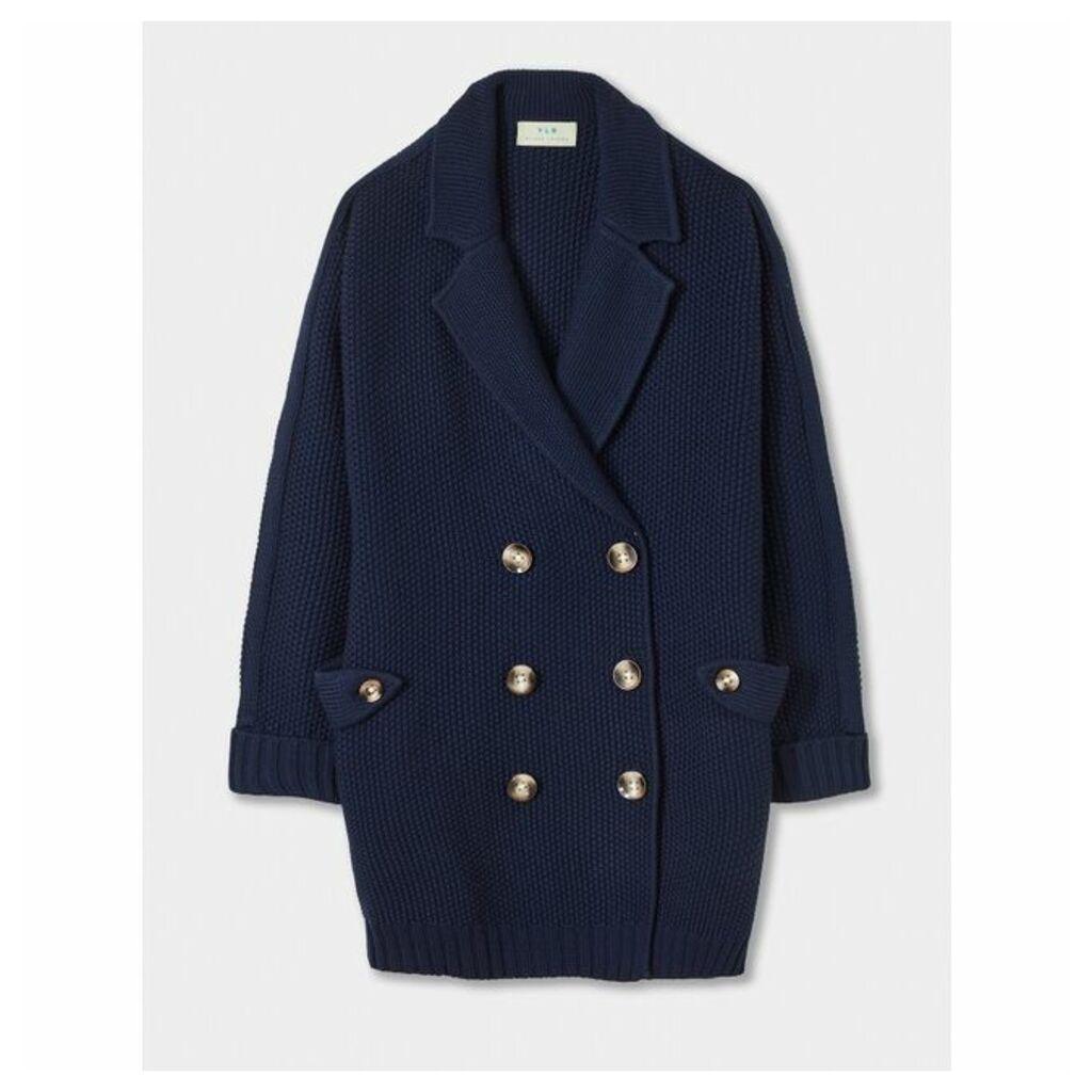 Winser London Merino Y Stitch Coat
