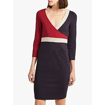 French Connection Veronique Jersey Wrap Dress