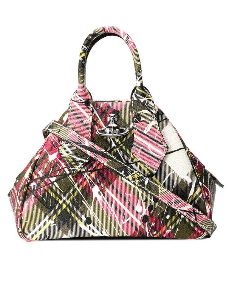 Vivienne Westwood Jasmine small tote bag - Green