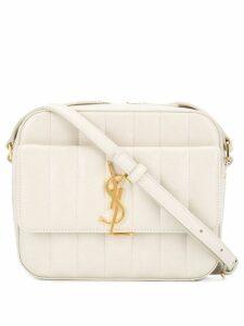 Saint Laurent Vicky camera bag - Neutrals