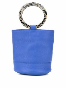 Simon Miller Bonsai 20 medium bucket bag - Blue