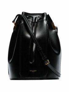 Saint Laurent medium Talitha bucket bag - Black