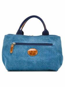 Katheleys Vintage 1990's Colombo jeans bag - Blue
