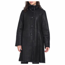 Univers Du Luxe  Coat  women's Coat in Black
