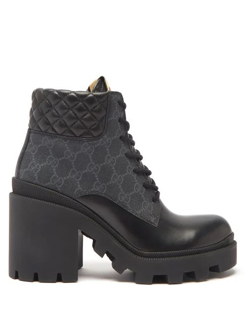 Gül Hürgel - Printed Belted Linen Shirtdress - Womens - Blue Print