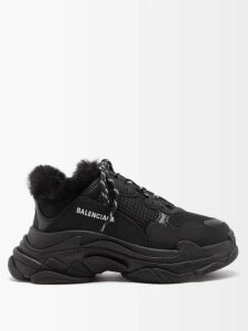 Osman - Puffed Panel Strapless Floral Brocade Gown - Womens - Navy Multi