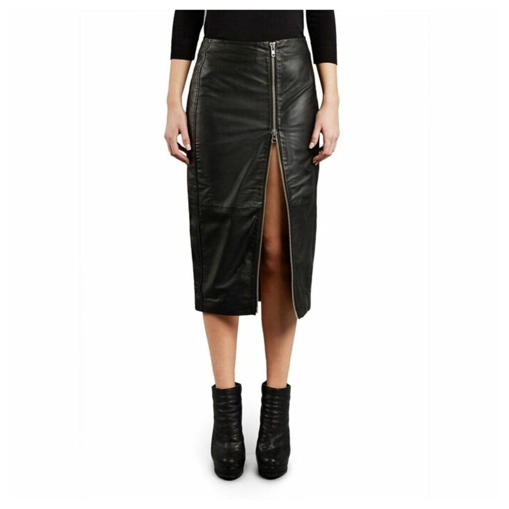 Muubaa Jowlett Longline Pencil Skirt