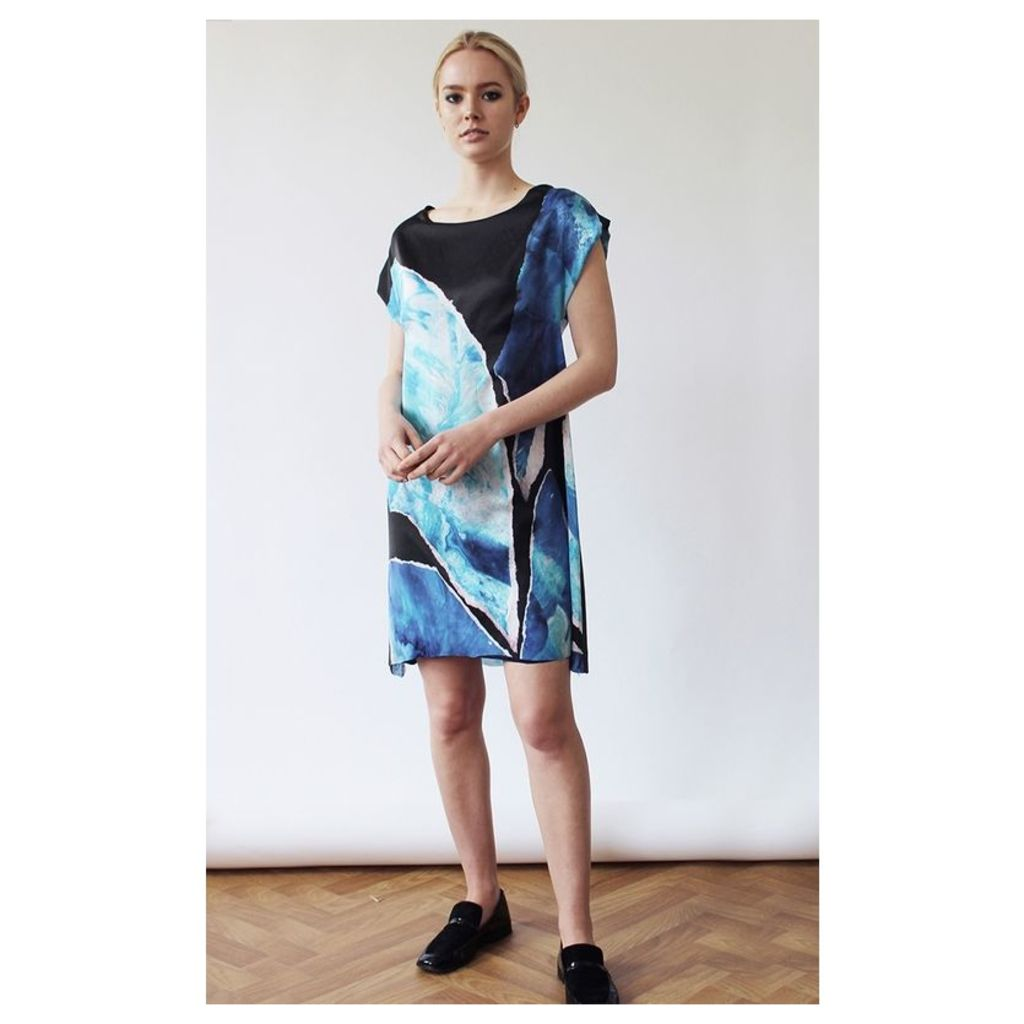Florence Bridge Sale - Torn Waves Shift Dress