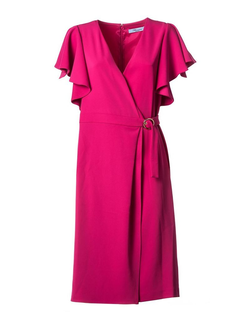 Blumarine Blumarine Wrap Dress