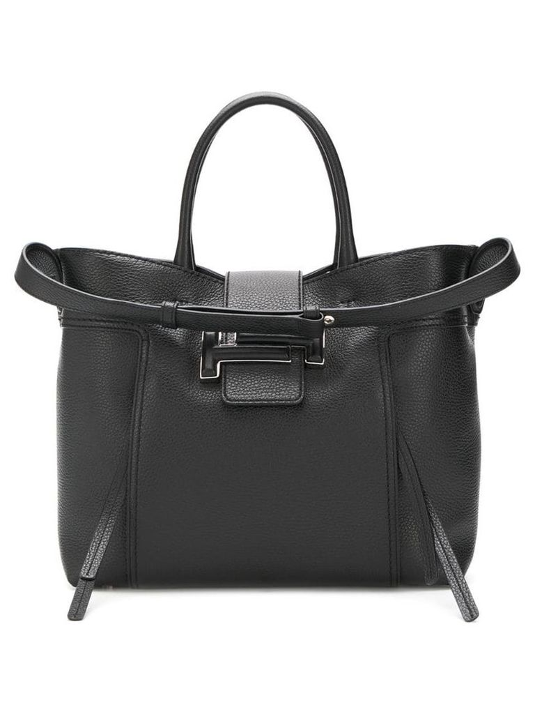 Tod's Double T tote bag - Black