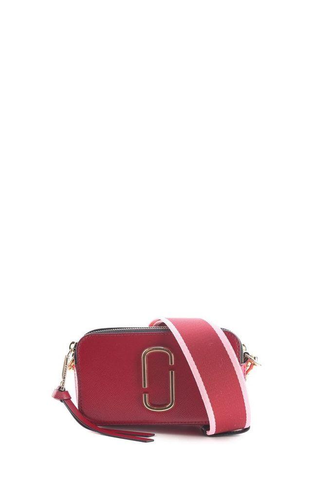 Marc Jacobs Snapshot Camera Bag Saffiano Leather Cross-body Bag