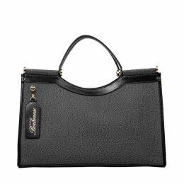 Borbonese Graffiti Handbag