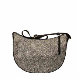 Borbonese Middle Op Jet Luna Bag