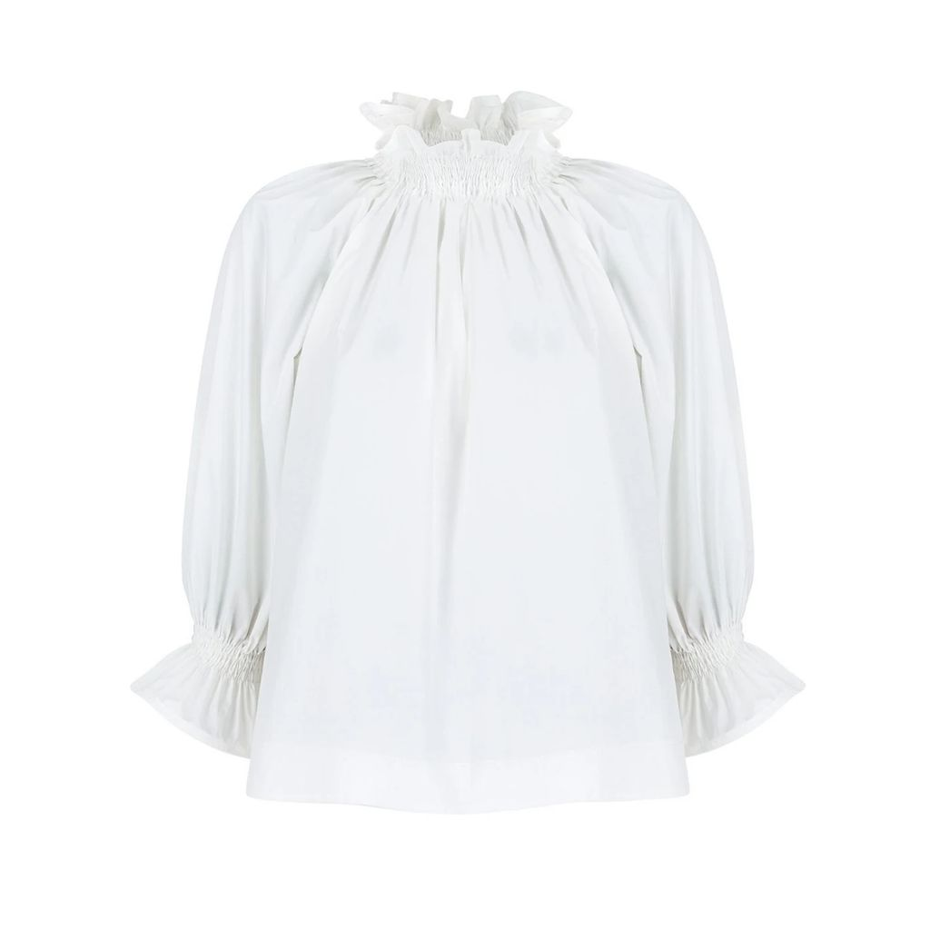 Holly & Tanager - Commuter Tote Bag In Patent Black