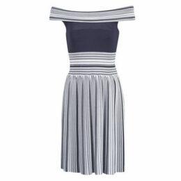 Smash  GENEVIEVE  women's Dress in Multicolour