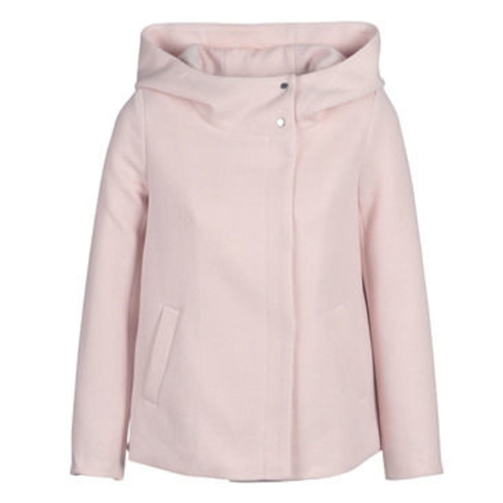 Only  ONLMADDIE  women's Coat in Pink