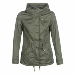Only  ONLNEW LORCA  women's Parka in Green