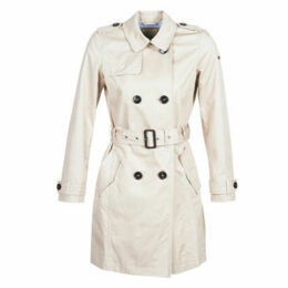 Esprit  VIDALI  women's Trench Coat in Beige