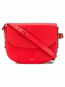 A.P.C. Odette crossbody bag - Red