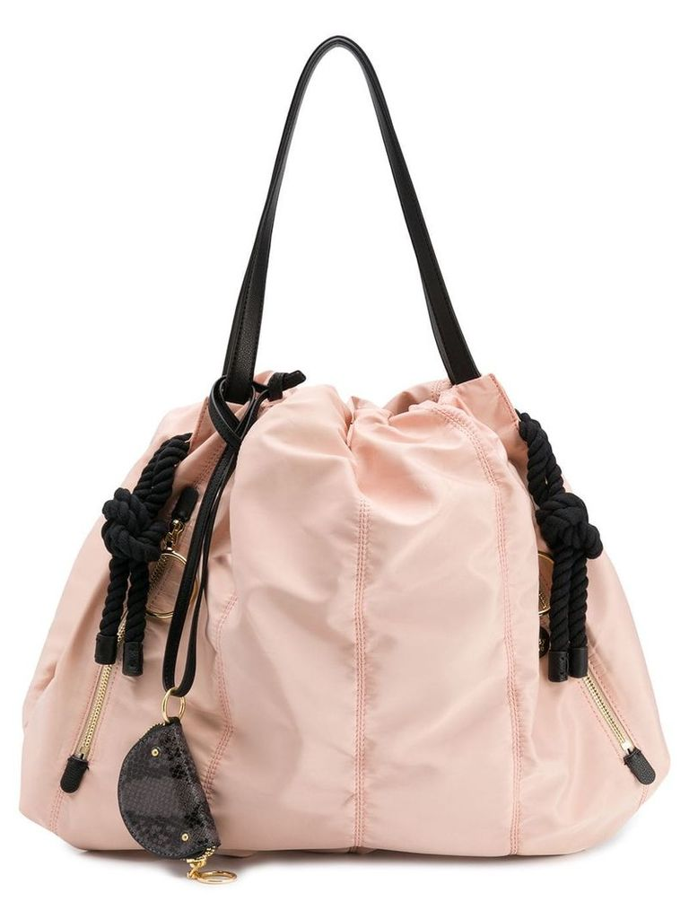 See By Chloé Flo tote - Pink