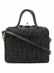 Ulla Johnson Perle lunchbox bag - Black