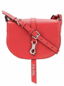 Miu Miu saddle bag - Red