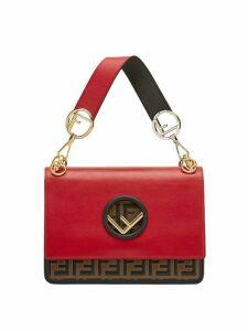 Fendi Kan I F shoulder bag - Red