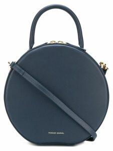 Mansur Gavriel Circle crossbody bag - Blue