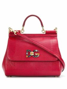 Dolce & Gabbana medium Sicily tote - Red