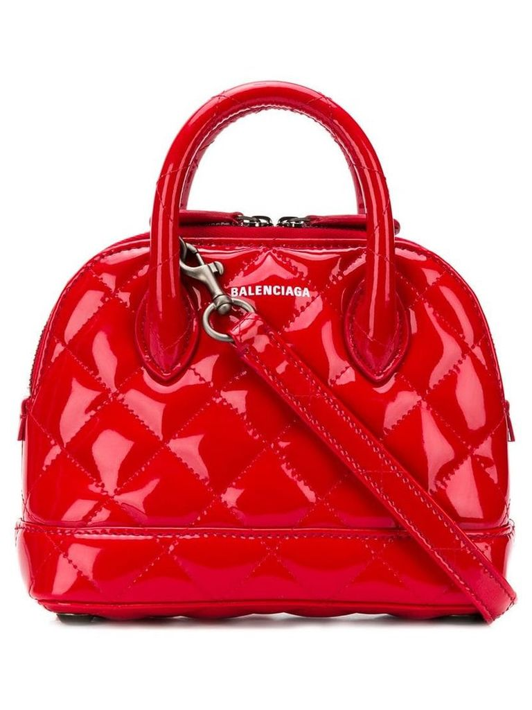 Balenciaga Ville XXS top handle bag - Red