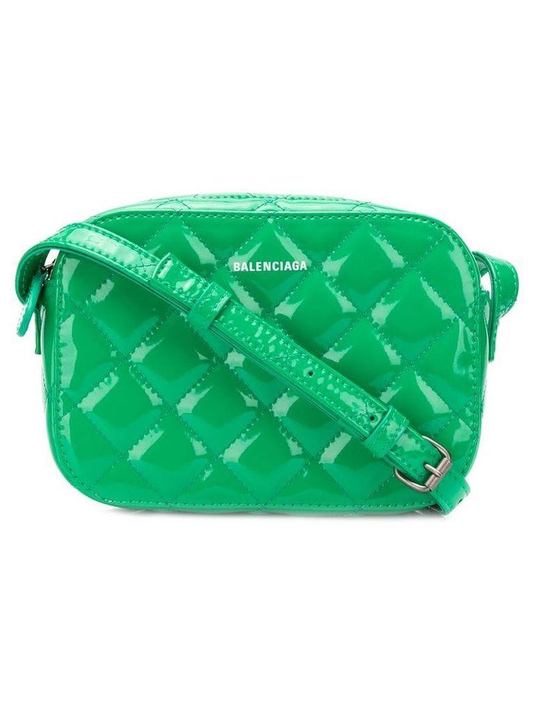 Balenciaga Ville XS camera bag - Green