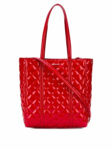Balenciaga Everyday S quilted tote bag - Red